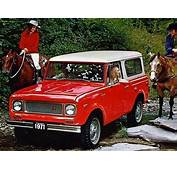 Official Buying Guide International Harvester Scout 80  800