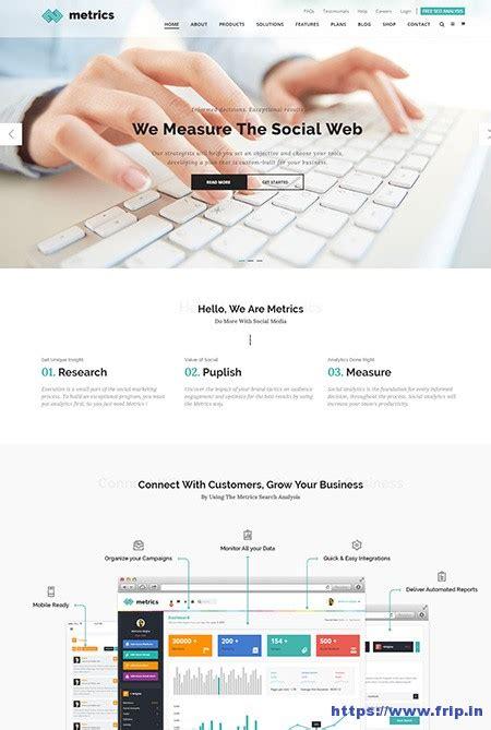 30 best seo website templates for seo companies agency
