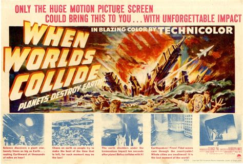 when worlds collide the collide series books when worlds collide 1951 sold details four color comics