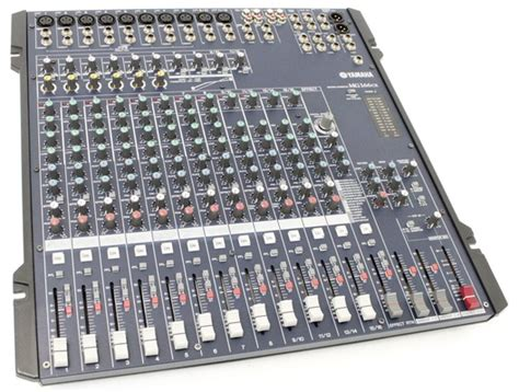 Second Mixer Yamaha Mg166cx yamaha mg166cx mixer whybuynew