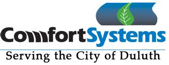 comfort systems duluth comfortsystems serving the city of duluth minnesota