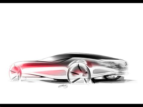 What Is Concept by 2011 Mercedes Benz Aria Concept Design By Slavche Tanevski