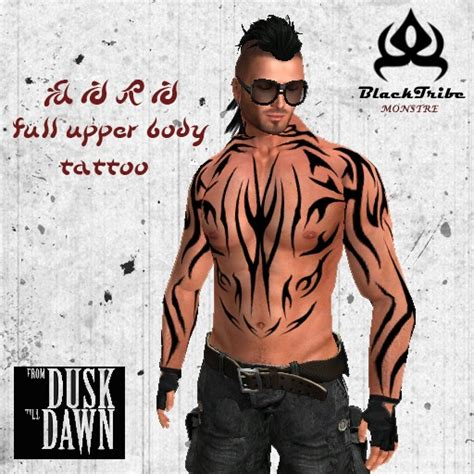 from dusk till dawn tattoo second marketplace blacktribe from dusk till