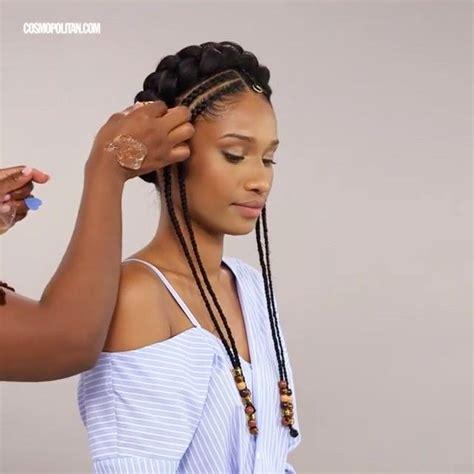 halo braids for black women on pinterest best 25 halo braid ideas on pinterest how to crown