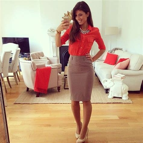 7 Office Wear No Nos by 50 Chic And Haute For 50th