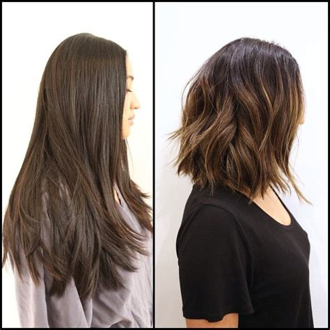 best lob for thick hair best 25 lob haircut thick hair ideas on pinterest