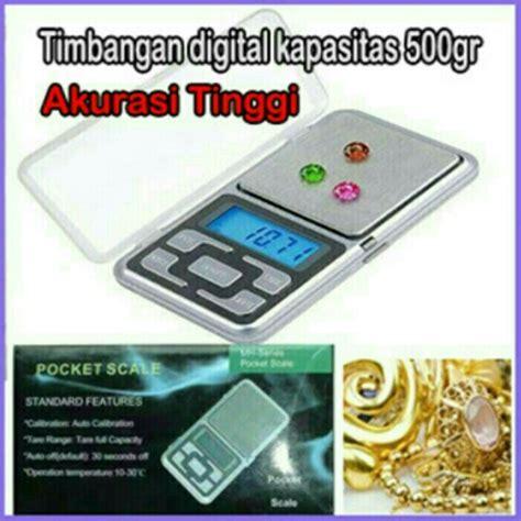 Jual Timbangan Emas Digital Jakarta jual timbangan mini digital emas perhiasan di lapak