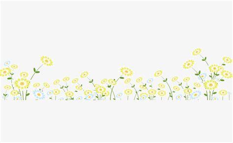 border design flower yellow yellow flower border texture yellow flowers border