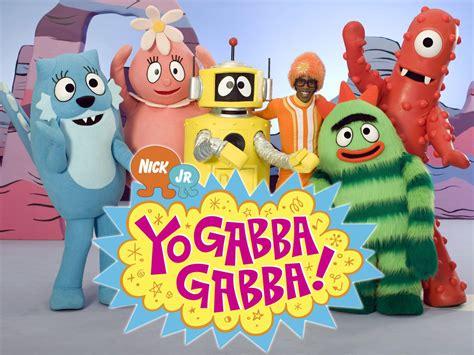 Gabba Gabba Gabba by Yo Gabba Gabba Character Design Yo Gabba