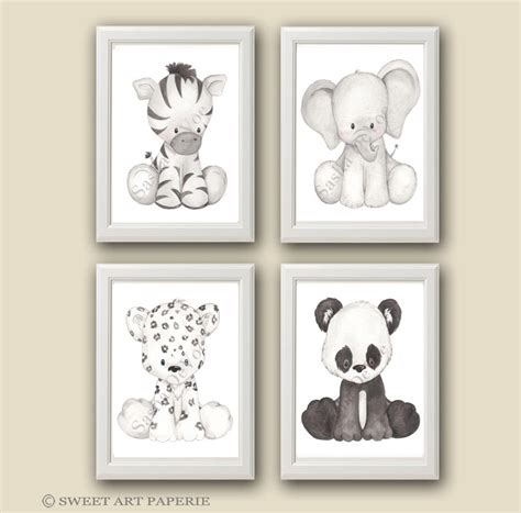 Black And White Nursery Decor Palmyralibrary Org Black And White Nursery Decor