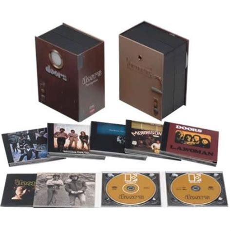The Doors Album Box Set the doors perception us cd album box set 428360