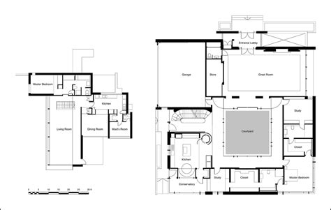 small house plans with courtyards inspiration 25 house plans with courtyards decorating
