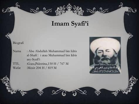 Seri Imam 4 Mazhab Imam Hambali 1 4 mazhab