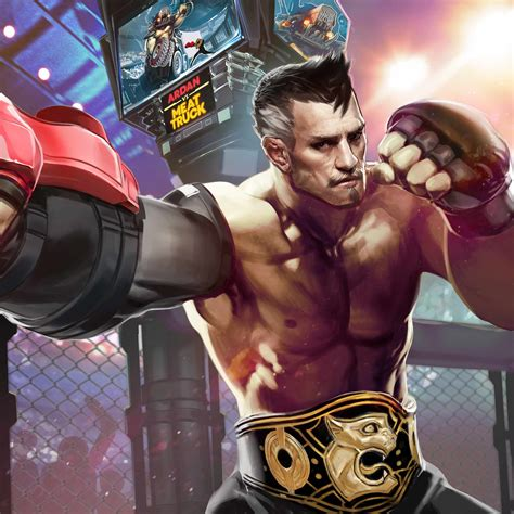 Ardan Vg the epic dropping cagefighter ardan is coming soon
