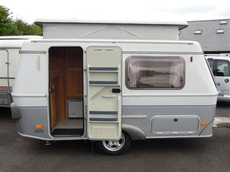 Eriba Puck Awning by Eriba Caravan Sales Eriba Puck L 225 2004 Sold