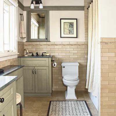 craftsman style bathroom ideas 1000 images about bathroom tile on pinterest craftsman
