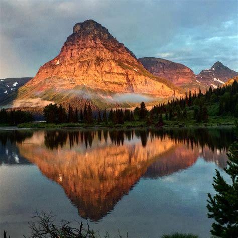 Landscape Photography Glacier National Park Two Medicine Glacier National Park Montana Usa 1752