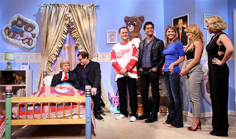 the fuller house fuller house donald trump jimmy fallon learns how to make america great again