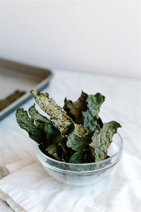 S Crispy Spinach Chips Snack how to make crispy kale chips downshiftology