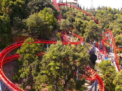 theme park in barcelona tibidabo barcelona barcelona attractions amusement park