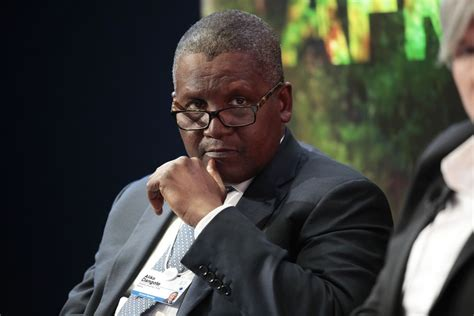 nigeria s aliko dangote to invest up to 50bn in us europe medafrica times