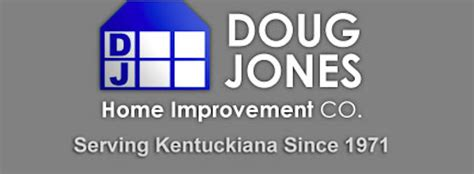 doug jones improvements