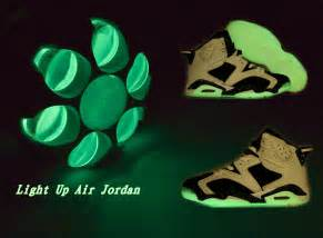 light up jordans shoes animate custom shoes nike air 6 shoes light up