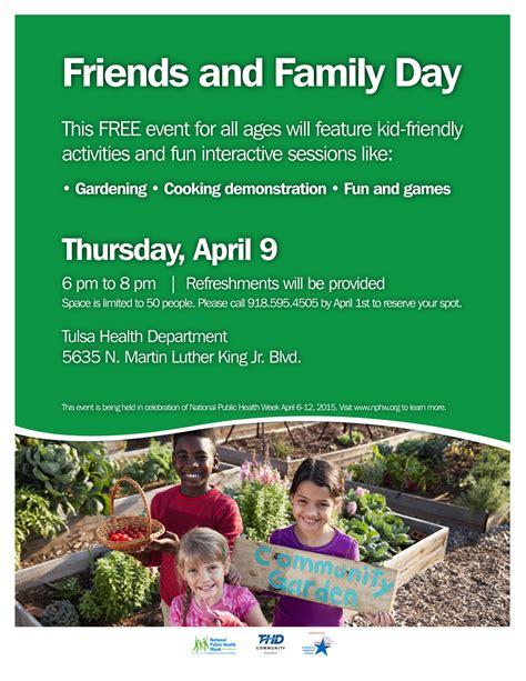 community garden events at nrhwc tulsa health department