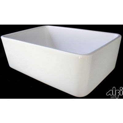 fireclay farmhouse sink lowest price 17 best images about alfi bathtubs sinks fixtures on