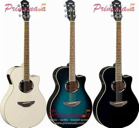 Harga Gitar Yamaha Apx 500ii dinomarket pasardino jual gitar akustik yamaha apx 500