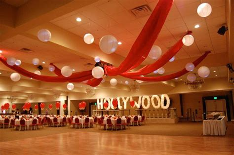 what is a hollywood theme party hollywood theme 8th grade dance pinterest streamers
