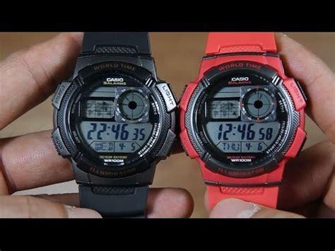 Jam Tangan Casio Ae 1000w 1bv casio standard ae 1000w 1bv doovi