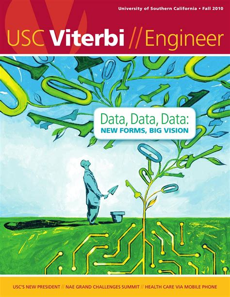 Of Southern California 5 Year Engineeribng And Mba Degree by Usc Viterbi Engineer Fall 2010 By Of Southern
