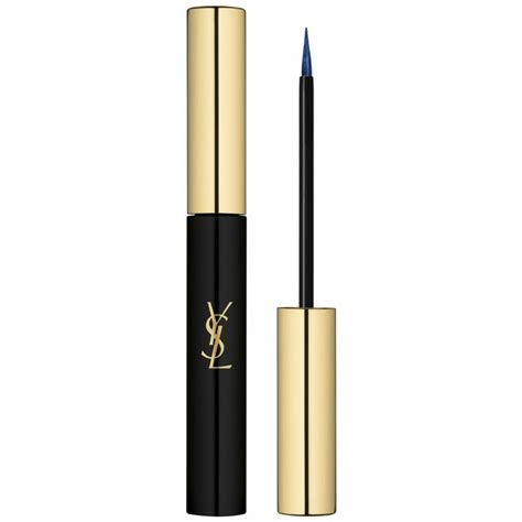Eyeliner Ysl ysl couture liquid eyeliner 2 95 ml 2 bleu iconique satin 233