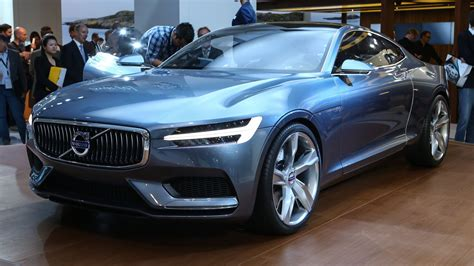 volvo coupe volvo concept coupe revitalizes a roadshow