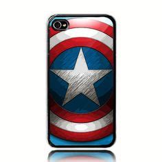 Captain Amerika Iphone Iphone 6 7 5s Oppo F1s Redmi S6 etsy finds iphone cases on iphone 4 cases