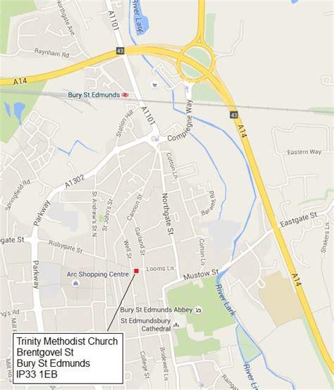 houston methodist st map maps methodist church bury st edmunds