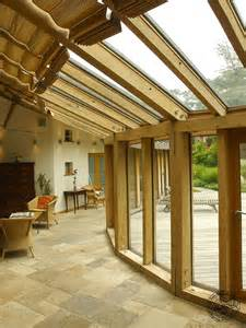 wintergarten glaselemente a large oak frame house bespoke timber framed houses