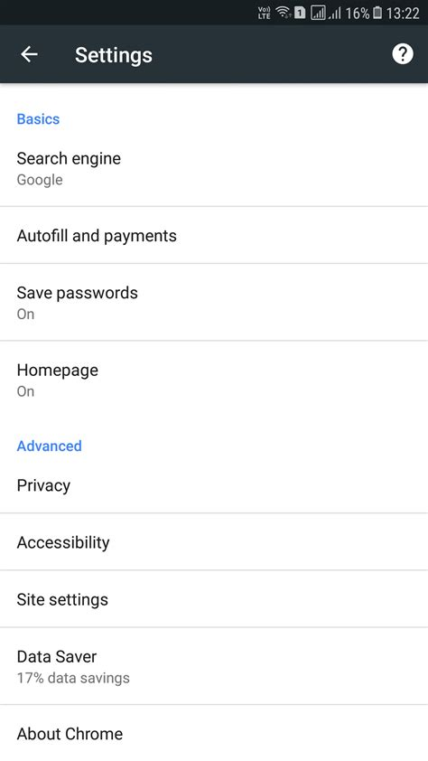 saved passwords android how to see saved passwords in chrome on android