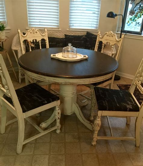 chalk paint table and chair ideas 1000 ideas about chalk paint table on chalk