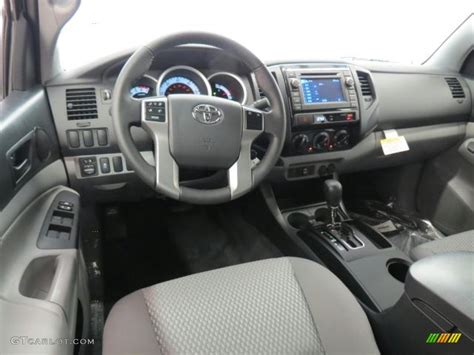 Toyota Tacoma 2013 Interior by Graphite Interior 2013 Toyota Tacoma Cab Photo 73994736 Gtcarlot