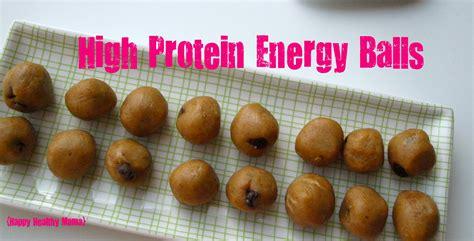 protein energy balls high protein energy balls happy healthy