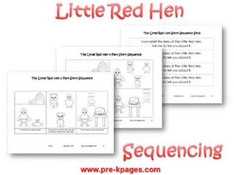 makes a pizza sequencing cards re hen sequencing pictures new calendar template site