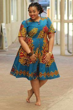 Simple Ankara Styles For Gown