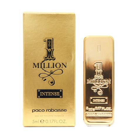 Paco Rabanne Million 5ml jual paco rabanne one million edt parfum pria 5