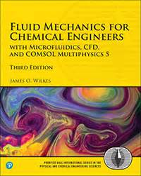 chemical engineering fluid mechanics revised and expanded books browse for books based on comsol multiphysics 174