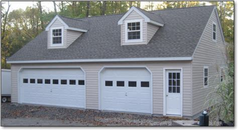 amish road crew garage builders we build garages for