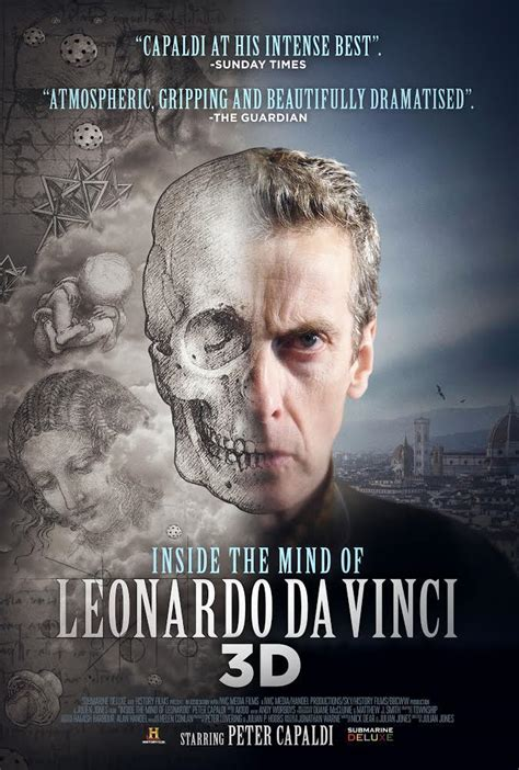 leonardo da vinci biography poster new leonardo da vinci film reveals the man behind the genius