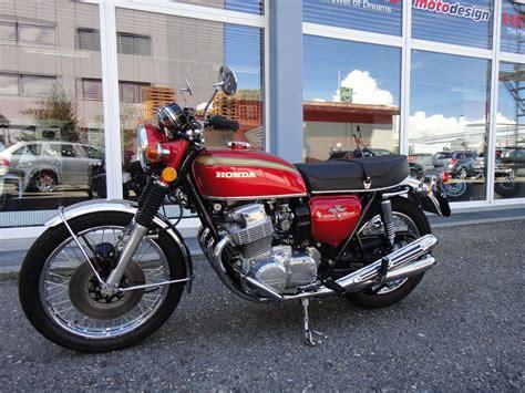 Motorrad Honda 750 Four by Motorrad Oldtimer Kaufen Honda Cb 750 Four Motodesign Ag