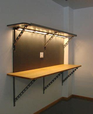 best lighting for above workbench 25 best ideas about garage lighting on garage